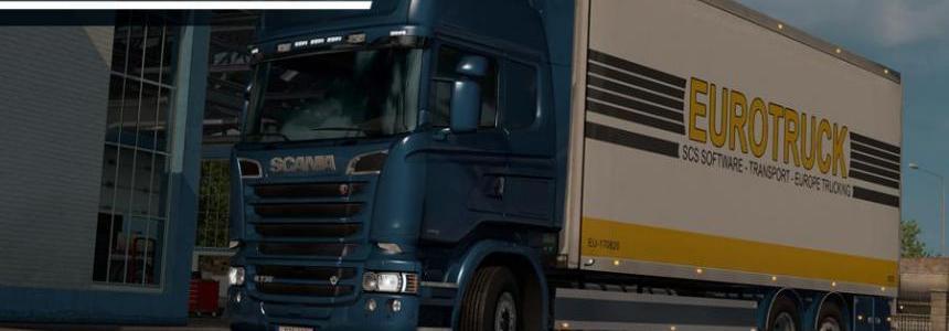 Scania R & S by RJL Tandem v5.0 1.28
