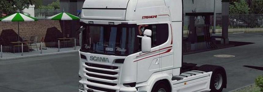 Scania R560 Streamline v1.0