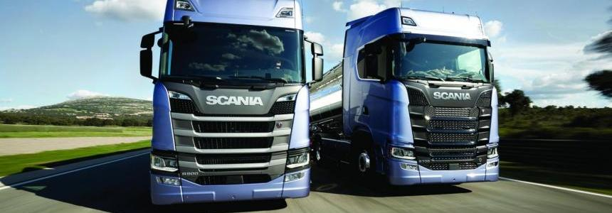 Scania R&S 2016 Sounds V8 v1.0