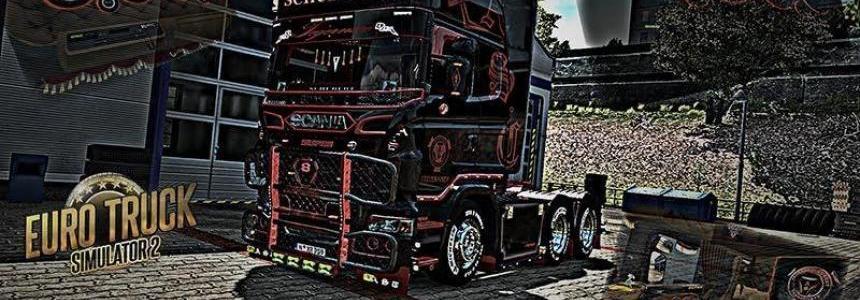 Scania Schubert v2.2 by Afrosmiu