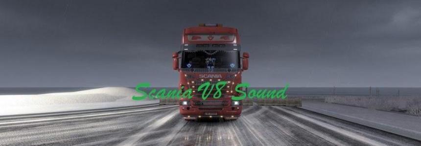 Scania V8 Sound 1.28.x