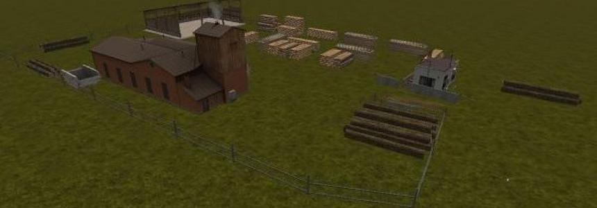 Scirie Farming simulator 17 v1.0