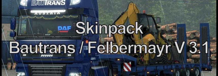 Skinpack Bautrans Lauterach / Felbermayr v3.1