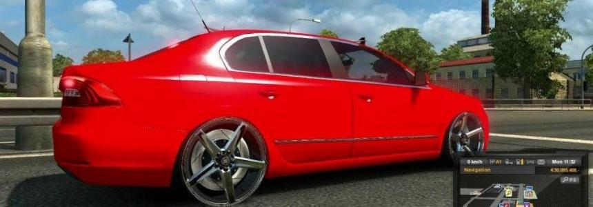 Skoda Superb edit by Traian (last version)