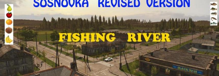 Sosnovka Fishing River v1.0.5