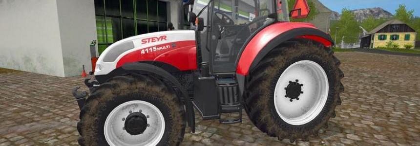 Steyr Multi v2.0