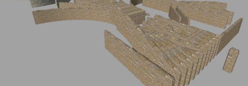Stone Wall Kit (Prefab) v1.0.0.0