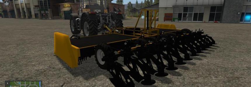 Towed Sugar Beet Topper v1.0