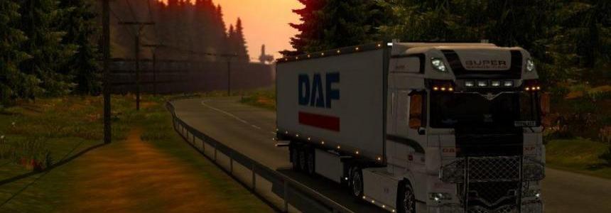 Trailer DAF 1.28.x