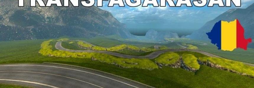 Transfagarasan Map for v1.30