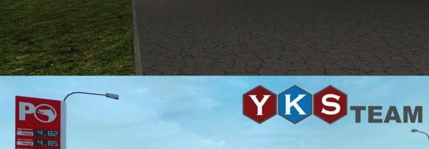 Turkey Map by YKS Team (1.28.x)