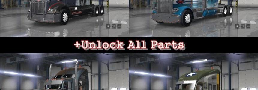 Unlock All Parts 1.29.x