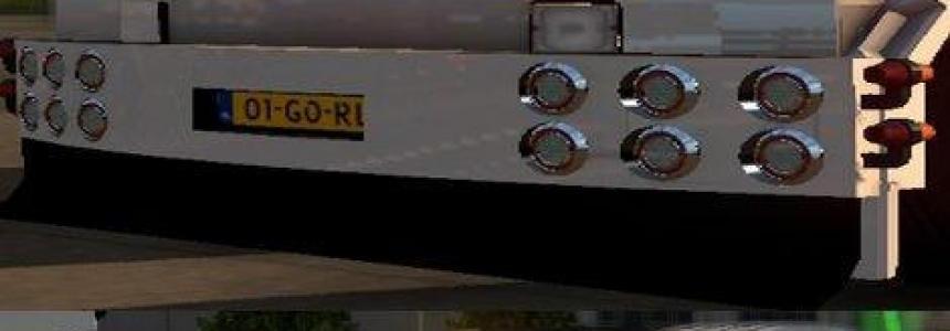 Volvo Bumper 1.28.x