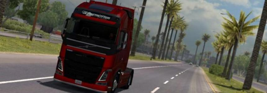 Volvo FH16 Trucks for ATS v3.4