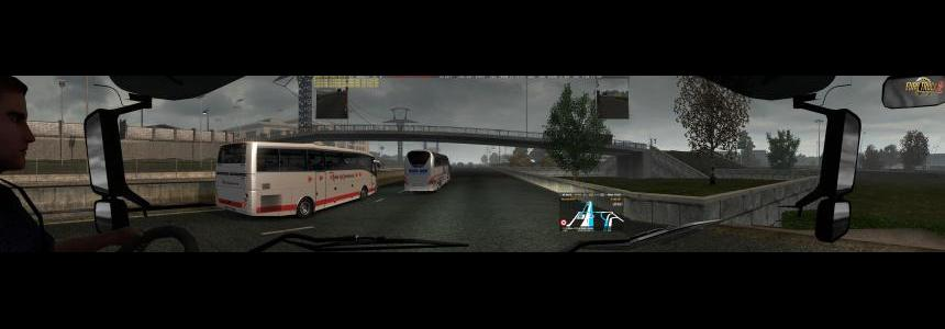 Wheel Camera (Cabin view mod) 1.30.x