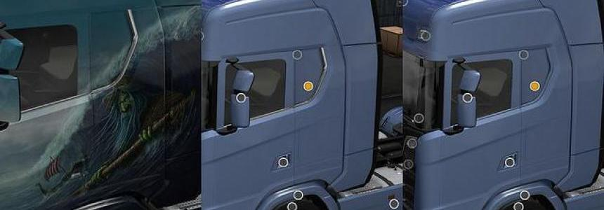 Window paint Scania Next Gen R and S 1 1.28.x