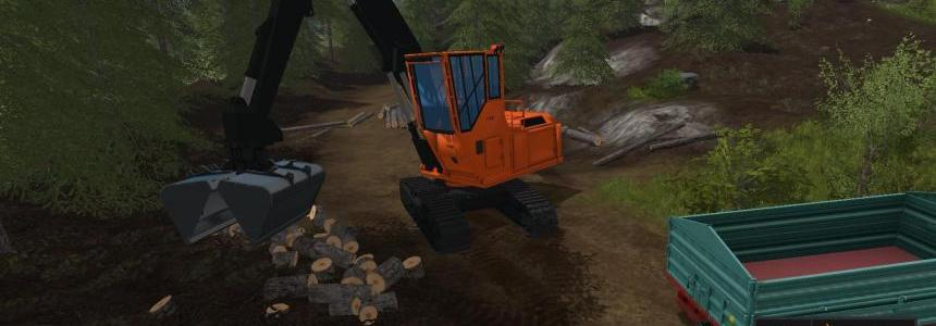 Wood Shovel Loader v1.0