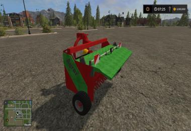 AGRAR conditioner (turner) v1.0