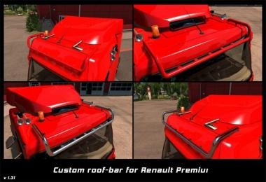 [1.30] Roofbar for Renault Premium by Obelihnio v1.31