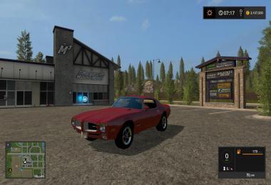 1970 Pontiac Firebird v1.0