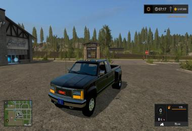 1992 GMC Sierra One Ton Truck v1.0