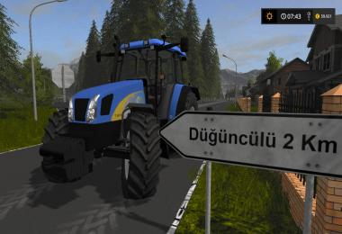 New Holland T5070 v2.0