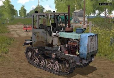 HTZ T-150 crawler v1.0