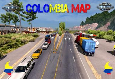 Colombia Map for ATS [1.28]