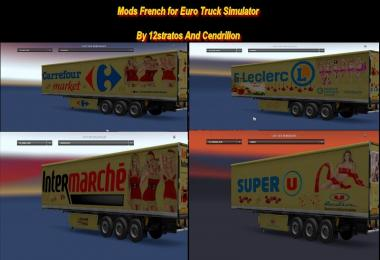 Trailers pack sexy v1.0