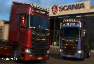 50keda Addons for New Scania Generation v2.1