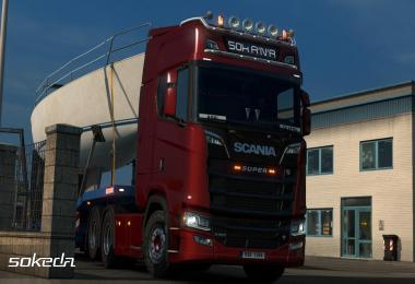 50keda Addons for New Scania Generation v2.3