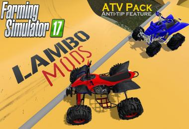 ATV Racing Pack | Raptor & Banshee V1.0.0.1