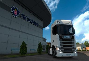 750 Engine for new scania series 1.30.x