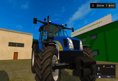 New Holland T5060 v2.0