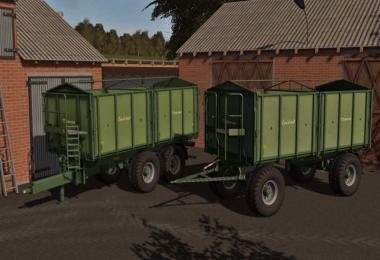 Krone Emsland DK280R and TDK300 Pack v1.0