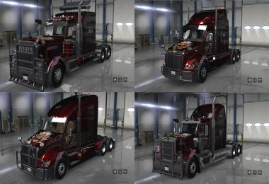 ATS Truck default [Tuning for default trucks]