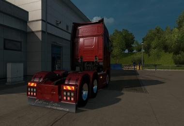 BadKarma Customs Accessory Pack for RJL & Scania 2016