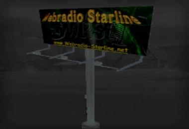 Billboard Webradio Starline v1.0