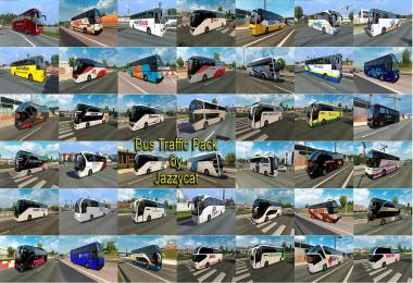 Bus Traffic Pack by Jazzycat v3.0