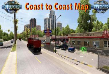C2C Map for v1.29 2.3.3