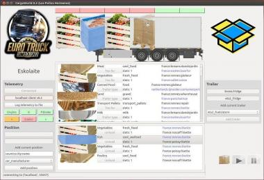 CargoWorld v0.2 for ATS and ETS2