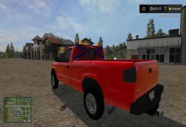 Chevy S10 Pickup Truck v1.0