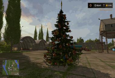 Christmas tree v1.1