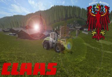 Claas L556 XL Power v1.0