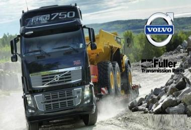DAF, Volvo FH16 Classic, MAN & Iveco Heavy Duty Mod Pack v1.0