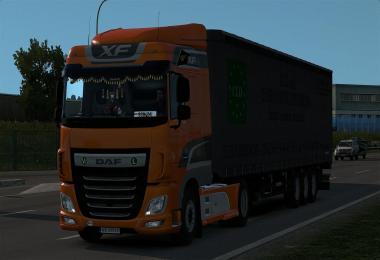Daf XF Euro 6 Reworked v1.0