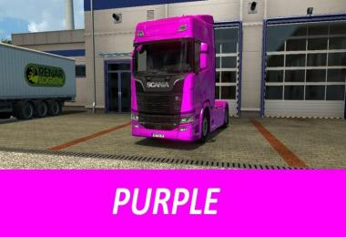 Dashboard Light Pack for Scania 2016 v1.0
