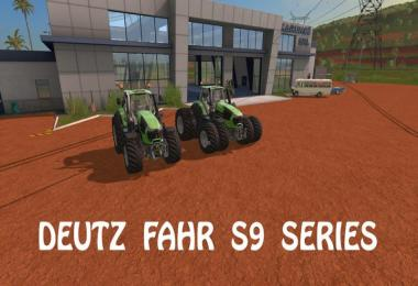 Deutz Fahr Series 9 Power v1.0