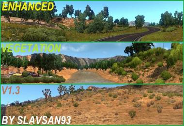 Enhanced Vegetation v1.3