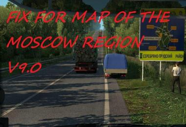 Fix for Map of the Moscow Region v9.0